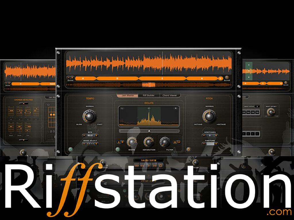 GuitarUp Riffstation