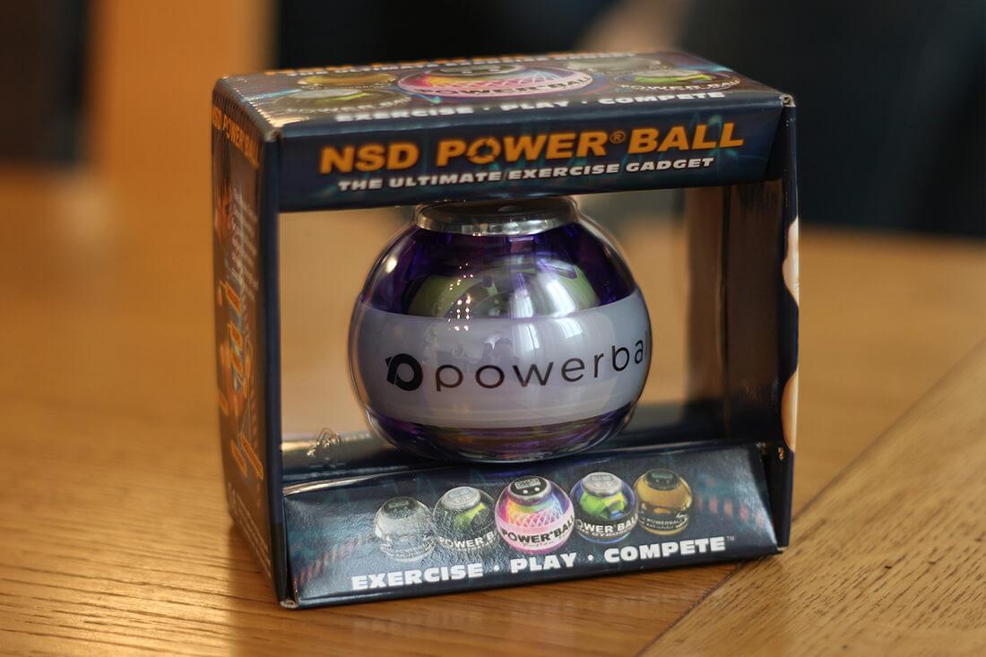 Powerball 280 Autostart Fusion Pro emballée