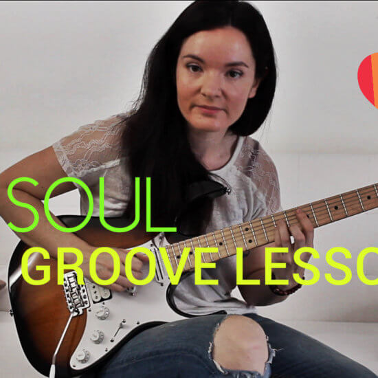NEO SOUL 2 - Groove lesson #2 by Anouck ANDRE