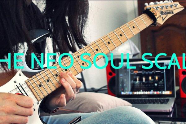Vignette présentation The Neo Soul Scale
