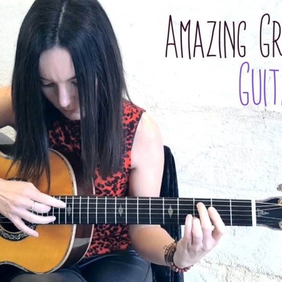 amazing grace guitar